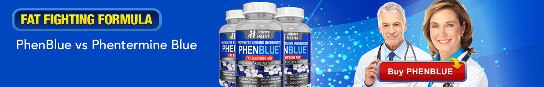 PHENBLUE vs. Phentermine Blue Subheader
