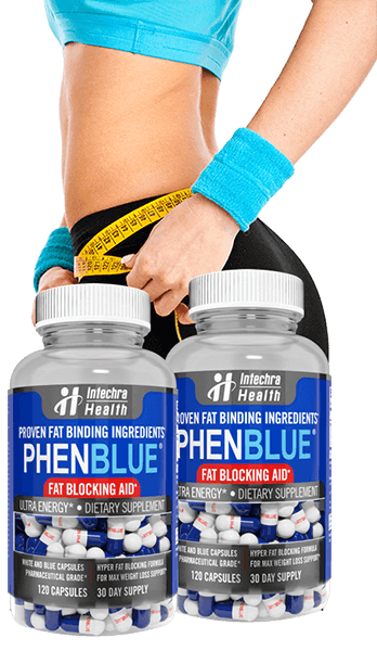 PHENBLUE.COM Official Site Of PHENBLUE White Blue Capsule